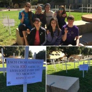 TCU Students for Life at Texas Christian University