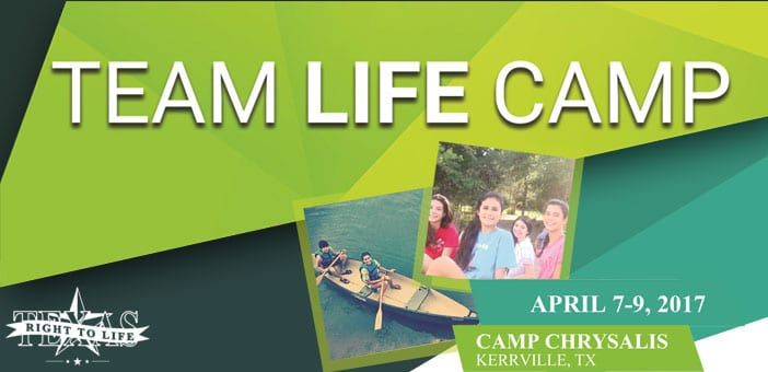 Team Life High School Camp