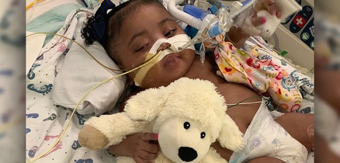 Baby Tinslee's lawyers file motion to allow new doctor to treat her