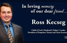 In memory of Ross Kecseg web2