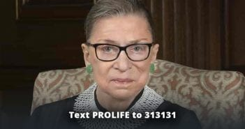 Ruth Bader Ginsburg Passes Away, Leaving Legacy of Unrestricted Abortion