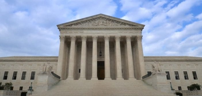 Nominate a Pro-Life Supreme Court of The United States justice!