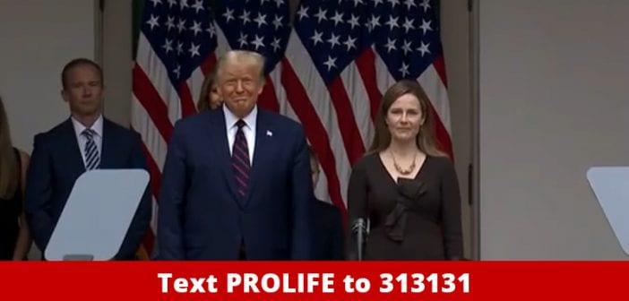 President Trump Nominates Judge Amy Coney Barrett for the Supreme Court of the United States