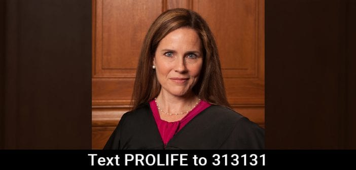 The Supreme Court Needs Amy Barrett's Pro-Woman, Pro-Life Perspective