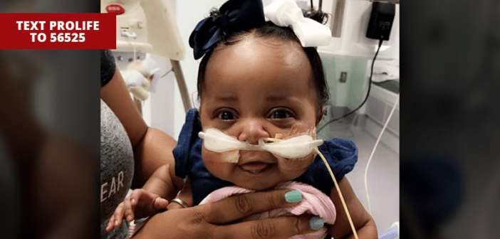Baby Tinslee wins in Texas Supreme Court, temporary injunction protecting her life still stands