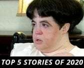 Top 5 of 2020: Oldest woman in the US with Trisomy 18 turns 40; parents told at birth their daughter would live four months