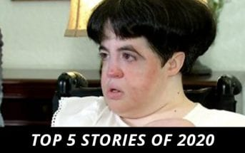 Top 5 of 2020 WEB - oldest woman in us with trisomy 18 turns 40