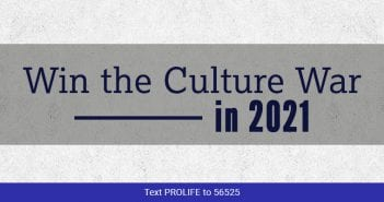 Win the Culture War in 2021