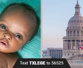 Ask Your State Lawmakers to Support Pro-Life Priorities