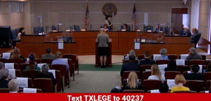 Watch Live: Texas House Committee Hears Bills Ending 10-Day Rule, Protecting Conscience