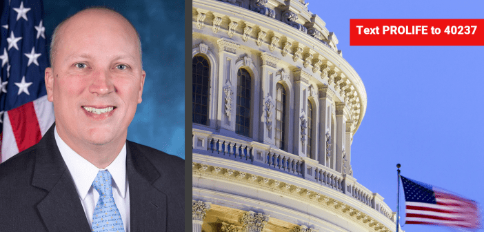 "Congressman Chip Roy Introduces the ""No Taxpayer Funding for the U.N. Population Fund Act"""