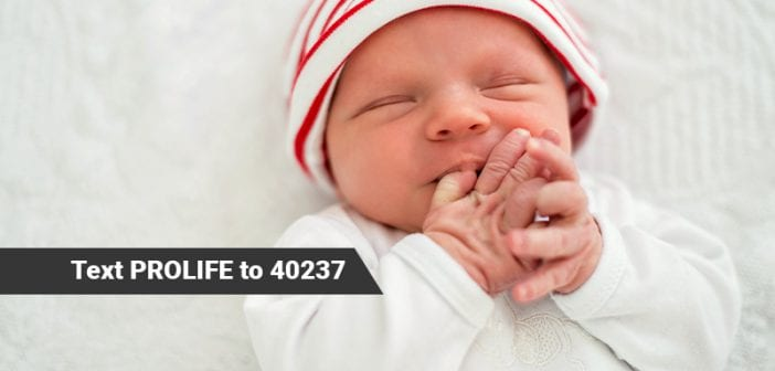 Congress advances funding bill without Pro-Life Hyde Amendment protecting tax dollars from funding abortion
