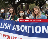 Your support is launching a new era for the Pro-Life movement!