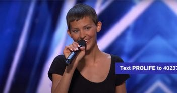 Singer diagnosed with terminal cancer offers message of hope on America's Got Talent