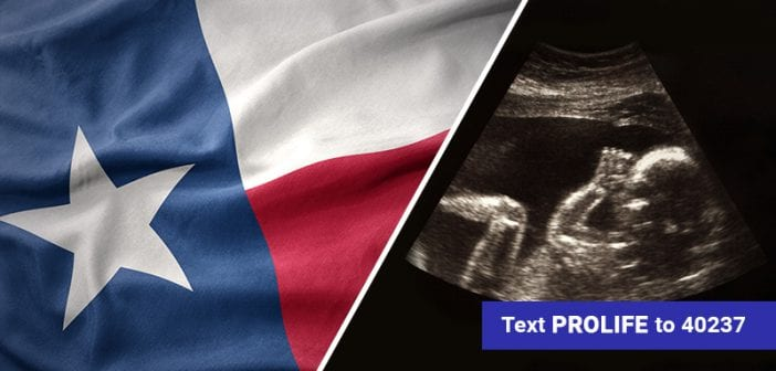 Congress introduces bill that would destroy Texas's life-saving Pro-Life protections