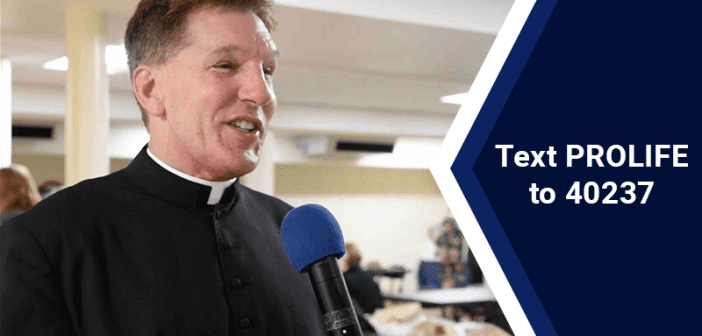 Courageous Catholic priest who spoke the truth about abortion removed as pastor