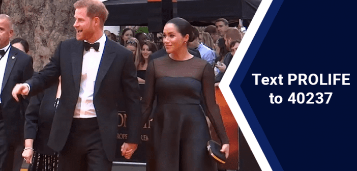 Estranged royals Meghan Markle and Prince Harry receive award for only having two children